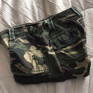 Da-Nang Shorts - Da Nang camouflage shorts